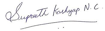 Supreeth Kashyap